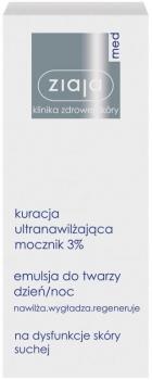 MED UREA ultra-hydratačná starostlivosť - EMULZIA NA TVÁR